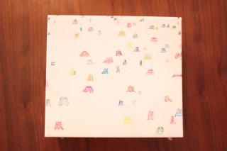 テニスコーツ/Music Exists BOX set (新品5CD BOX)