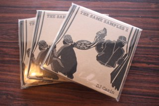 DJ Casin / THE SAME SAMPLES 2 (DJ MIX CD-R)