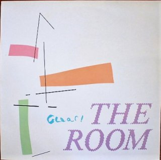 THE ROOM / CLEAR (USED LP)