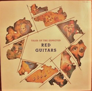 RED GUITARS / TALES OF THE EXPECTED (USED LP)