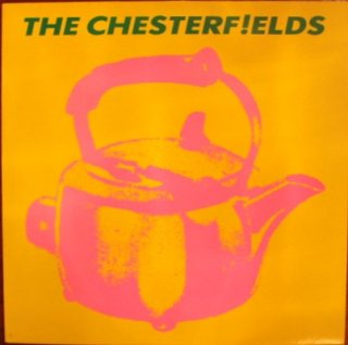 THE CHESTERF!ELDS / KETTLE (USED LP)