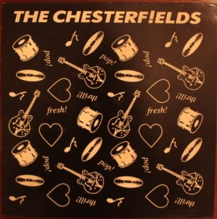 THE CHESTERF!ELDS / WESTWARD HO! (USED LP)