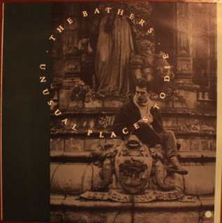 THE BATHERS / UNUSUAL PLACES TO DIE (USED LP)