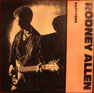 RODNEY ALLEN / HAPPYSAD (USED LP)