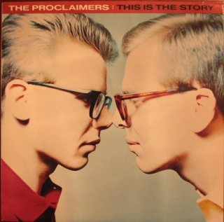 THE PROCLAIMERS / THIS IS THE STORY (USED LP)