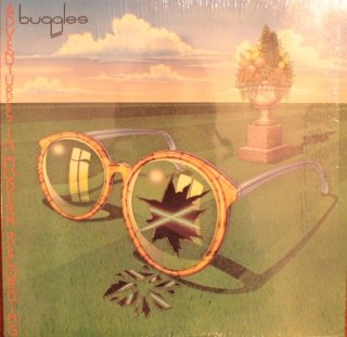BUGGLES / ADVENTURES IN MODERN RECORDING (USED LP)