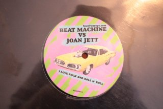 BEAT MACHINE vs JOAN JETT / I LOVE ROCK&ROLL (USED 12INCH)