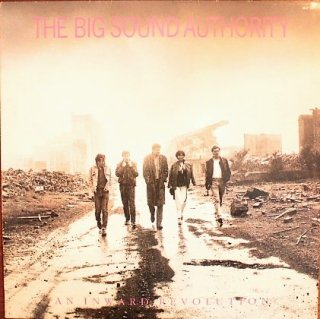 THE BIG SOUND AUTHORITY / AN INWARD REVOLUTION (USED LP)