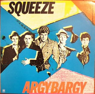 SQUEEZE / ARGYBARGY (USED LP)