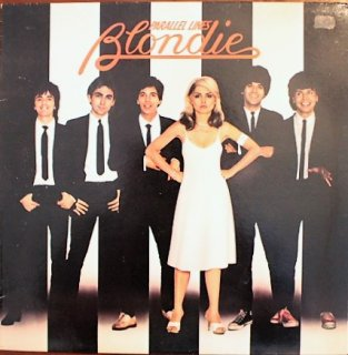 BLONDIE / PARALLEL LINES (USED LP)