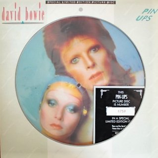 DAVID BOWIE / PIN UPS (USED LP)