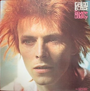 DAVID BOWIE / SPACE ODDITY (USED LP)