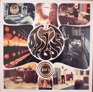 THE DRAGONS / BFI (USED LP)