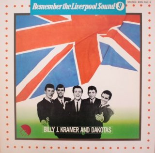 BILLY J.KRAMER AND DAKOTAS / REMEMBER THE LIVERPOOL SOUND 9 (USED LP)