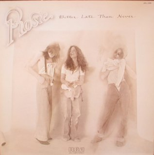 ROSIE / BETTER LATE THAN NEVER (USED LP)