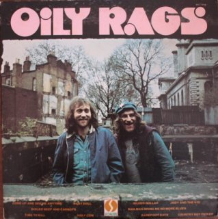 OILY RAGS / OILY RAGS (USED LP)