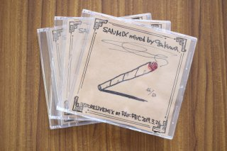 YAKUWA / SAN MIX (DJ MIX CD-R)