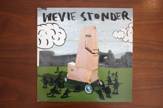 WEVIE STONDER / WOODEN HORSE OF TROY (USED LP)