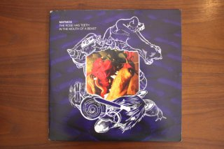 MATMOS / THE ROSE HAS TEETH IN THE MOUTH OF A BEAST (USED 2LP)