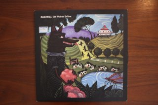 MARUMARI / THE WOLVES HOLLOW (USED LP)