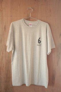RAF-REC 6th anniversary Tシャツ (オーソドックスボディS〜XXL)