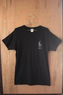 RAF-REC 6th anniversary Tシャツ (トライブレンドボディS〜XL)