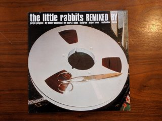 THE LITTLE RABBITS / REMIXED BY (USED LP)