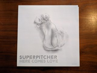 SUPERPITCHER / HERE COMES LOVE (USED 2LP)