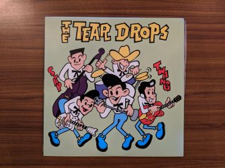 THE TEAR DROPS / THE TEAR DROPS (USED LP)