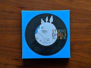 V.A. / STUDIO GHIBLI 7inch BOX(スタジオジブリ 7インチ BOX) (新品7