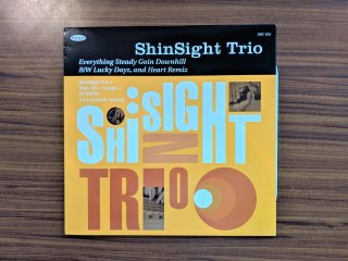 ShinShigt trio / EVERYTHING STEADY GOIN DOWNHILL (USED 12INCH)