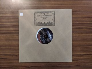 OLIVE OIL/JUZU a.k.a MOOCHY / FUTURE DUB SESSION (USED 12INCH)