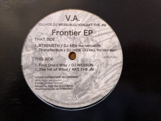 V.A / FRONTIER EP (USED 12INCH)