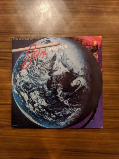 STIX HOOPER / THE WORLD WITHIN (USED LP)