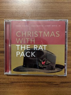 V.A / CHRISTMAS WITH THE RAT (USED CD/輸入盤)