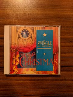 SWINGLE SINGERS / THE STORY OF CHRISTMAS (USED CD/日本盤/帯無し)