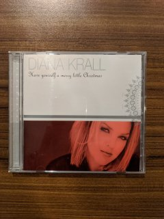 DIANA KRALL / HAVE YOURSELF A MERRY LITTLE CHRISTMAS (USED CD/日本盤/帯無し)