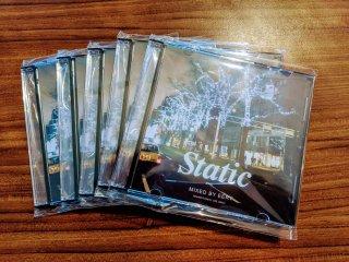 EERY / STATIC (新品DJ MIX CD)