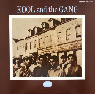 Kool And The Gang  /  Kool And The Gang(USED LP)