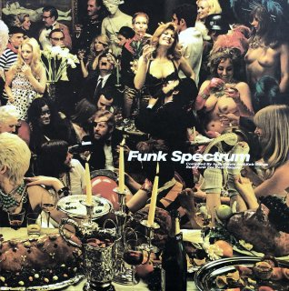 V.A  /  Funk Spectrum Compiled By Josh Davis & Keb Darge(USED LP)