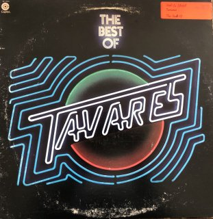 Tavares  /  The Best Of(USED LP)