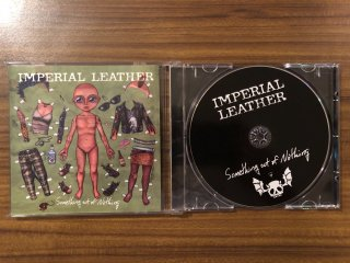 Imperial Leather / Something Out Of Nothing (USED CD)