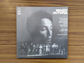 V.A / A TRIBUTE TO WOODY GUTHRIE PART 1 (USED LP)