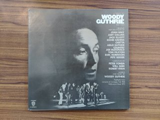 V.A / A TRIBUTE TO WOODY GUTHRIE PART 2 (USED LP)