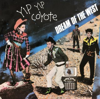 Yip Yip Coyote / Dream Of The West  (USED LP)