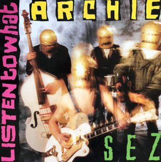 Archie / Listen To What Archie Sez  (USED LP)