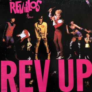 The Revillos / Rev Up  (USED LP)