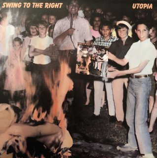 Utopia / Swing To The Right (USED LP)