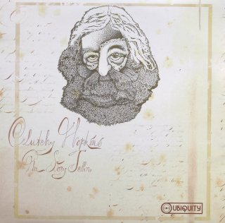 Clutchy Hopkins / The Story Teller (USED LP)