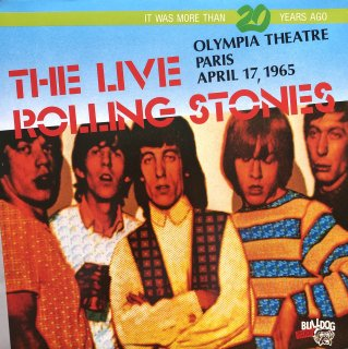 The Rolling Stones / The Live (USED LP)